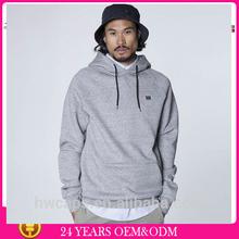 Custom made high quality hoody body warmer for men