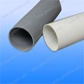 venta al por mayor a granel de pared delgada baratos 8 pulgadas de gran diámetro de tubería de pvc