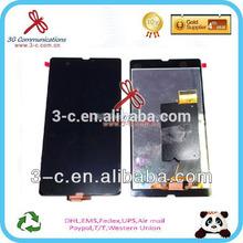 LCD touch digitizer for sony Z l36 L36h L36I LT36 LT36I