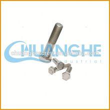 High-Strength wheel hub bolt & nut for trucks