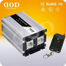 High-performance 500w/2kw Pure Sine Wave 220v Inverter Soalr 12v/24v 1000w dc-ac power inverter