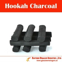chemical free charcoal stick for hookah Sparkless shisha accessories
