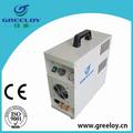 220v portátil pequeno compressor de ar isento de óleo
