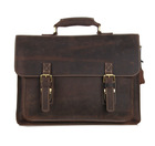 14'' Vintage Genuine Leather Briefcase for Men 7205