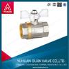 CE and Acs Steel Handle large motorised ball valve
