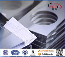 Stainless steel OEM sheet metal fabrication formulas