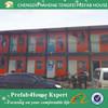 prefabricated hotel building