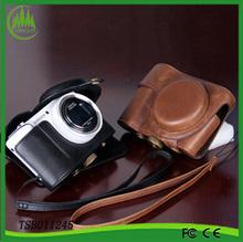 2014Yiwu wholesale hot sale beauty leather camera bag