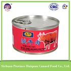 china wholesale market supply beef products canned