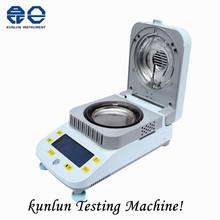 Halogen Lamp Technology moisture measure machine