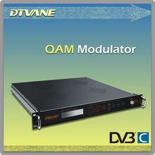 (DMB-5100) catv modulator 16 channel with Professional CATV headend DVB-C QAM