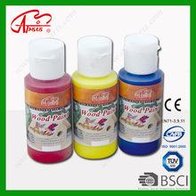 permanent fast dry eco-friendly wood deco paint