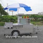 shanghai YiYing YY-HS200AMobile Food Cart,Mobile Kitchen/Food Car,Coffee Cart/Ice Cream Cart