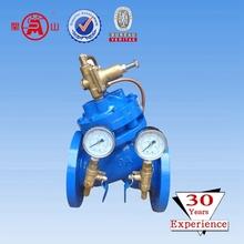 hydraulic one way flow control valve