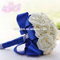 cheap artificial silk fabric flower arrangement