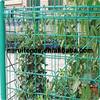 pvc coated double circle fence