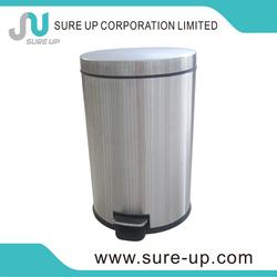 high grate hospital automatic liquid soap dispenser garbage can(DSUA)