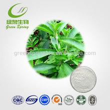 Organic green stevia powder (Ra50%-98%)