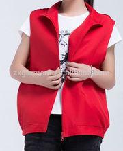 RED Low price volunteer vest