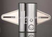 D2120F password glass door lock without handle fingerprint glass door lock
