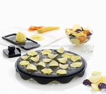 Microwave Potato Chips Maker with Slicer Complete Set
