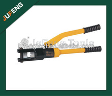 hydraulic cable lug crimping tool