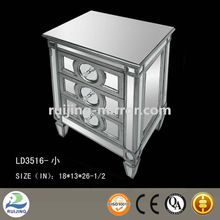 mirror glass moulded kitchen cabinet doors