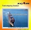 sea freight to fiji from Shenzhen or Guangzhou to Europe