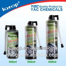Instant repair tyre wholesale tire repairs tool from China 450 ml/550ml/650ml