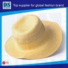 Unisex Fedora Trilby Gangster Cap Summer Beach Sun Straw Panama Hats