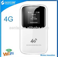 Portable Lte 4g Router,4g Wifi Router With Power Bank