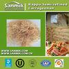 Food grade E407 kappa semi-refined carrageenan CAS 9000-07-1