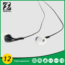 high quality 3.5mm plug wired ear phone