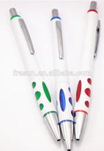 Fancy Writing Pen,Promotion Pen,White Tube Pen