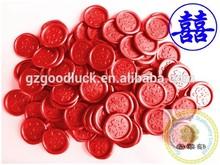 Christmas Non-toxic fashionable sealing wax stickers