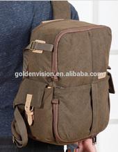 DSLR Camera Backpack BAG/CASE N5 Canvas Retro Shoulder Waterproof