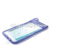 New! light thin TPU cellphone waterproof skin