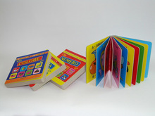 children cardboard book printing cartoon picture for kids chinese printing supplier