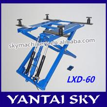 2014 new product china platform lift car/used car lifts for sale/scissor car lift