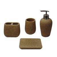 EA0808 sand stone roka bathroom mixers set