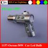 1156 T20 3156 Osram 50W Car Led Brake Bulb 12V Turning Led 1157 S25