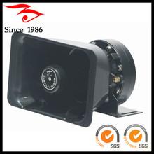 car Emergency Warning Alarm 12V 150w Square Siren amplifier speaker