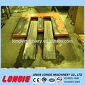 Lisje 1.0-1.0 personalizar la tabla de elevación/plataforma elevadora de tijera/plataforma elevadora