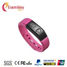 P.C HX-022 Bluetooth bracelet waterproof sport smart bracelet wristbands sleep monitoring/step counter for iphone 4S/5S