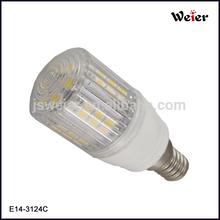 Led Corn Light 5050smd G9 220V dimmable for crystal light decorating house