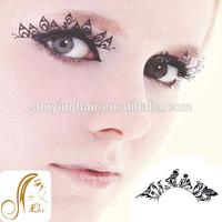 2014 New Design,carnival False Eyelashes for Party paper Eyelashes