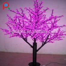 Christmas decoration led tree lighting / low price led tree lamp