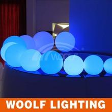 3d led light round shape led ball