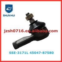 CARS SPARE PARTS Tie rod end 45047-87580 for Daihatsu hijet