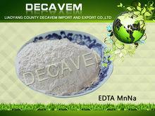 Chelated nutrients hydroponic edta mn (13%), EDTA Manganese, edta fertilizer